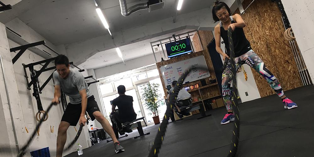 CrossFitOmiya